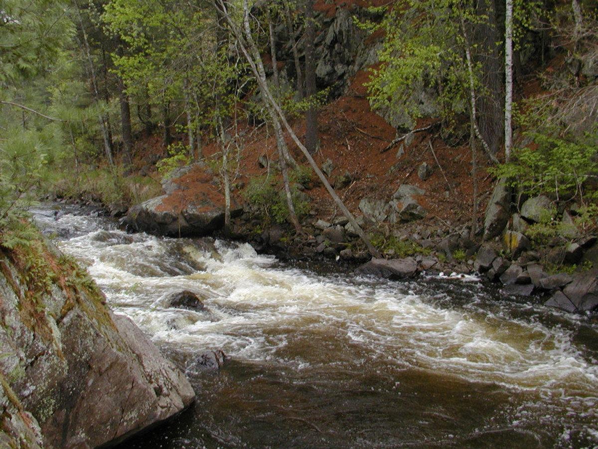 Bull Falls