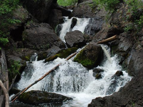 Marinette County S Waterfall Tour